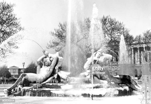 Logan Square - Frozen in Time, Philadelphia, PA