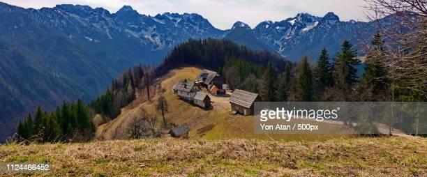 Logarskadolina Slovenia() Stitch