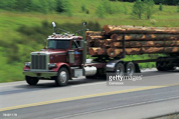 Logging , Washington State