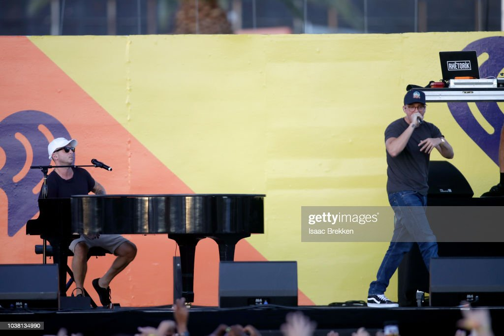 2018 Daytime Stage At The iHeartRadio Music Festival : News Photo