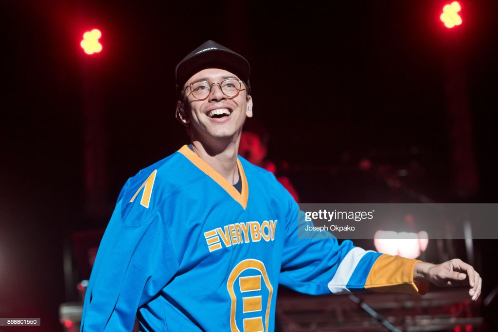 Logic Performs At The O2 Academy