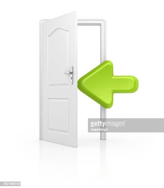 login door