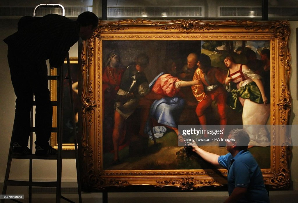 Essence of Beauty: 500 years of Italian Art exibition Pictures ...