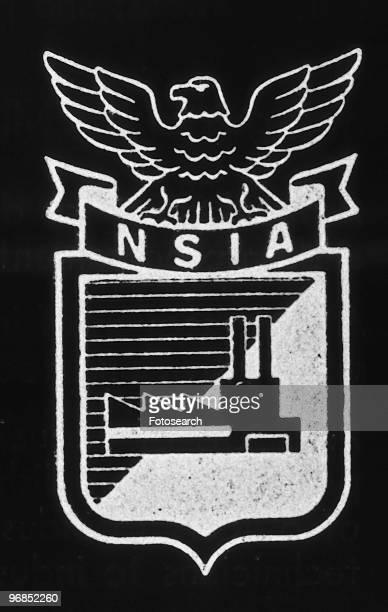 A logo circa 1920s