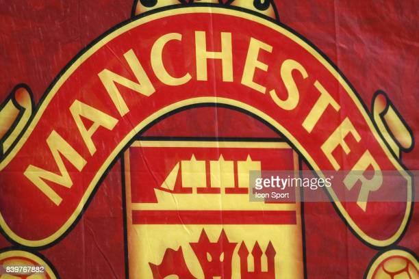 Logo de Manchester United Lyon / Manchester United 1/8F Champions League
