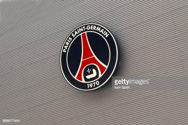 Logo du PSG Parc des Princes Auteuil Paris