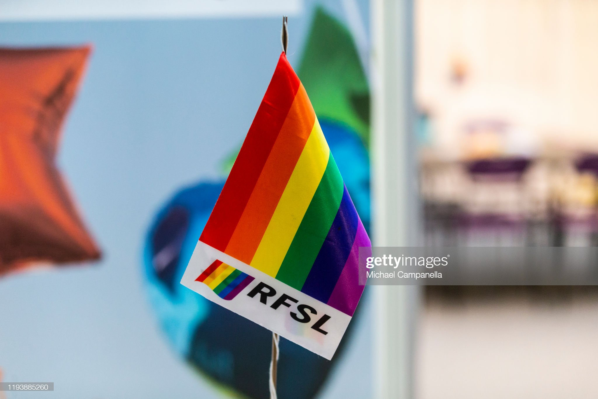 logo-for-swedish-federation-for-lesbian-gay-bisexual-transgender-and-picture-id1193885260