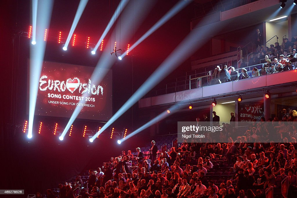 Eurovision Song Contest 2015 - Unser Song fuer Oesterreich Finals : News Photo