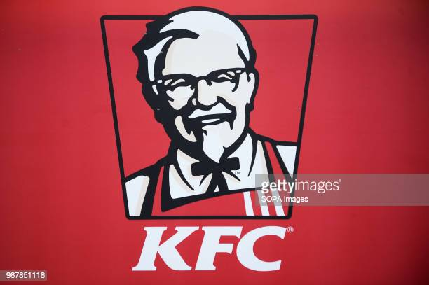 KFC logo is seen in Krakow Krakow is a the second largest city in Poland and it is located in the southern part of the country