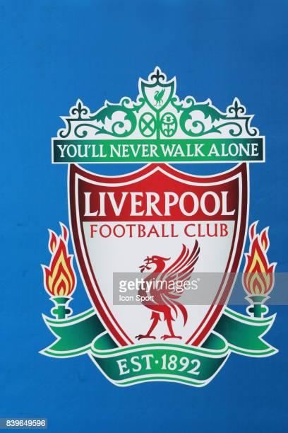 logo Liverpool Milan Ac / Liverpool Finale de Champions League Athenes