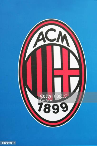 logo Milan AC Milan Ac / Liverpool Finale de Champions League Athenes