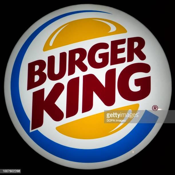 Galeria Krakowska: Burger King Logo Stock Photos And Pictures