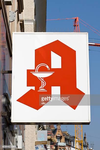 Logo of german pharmacy