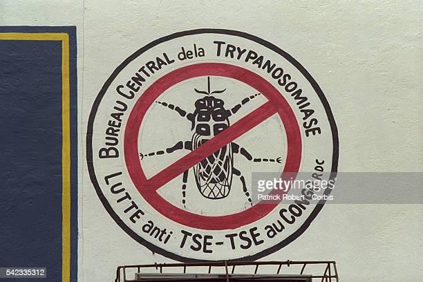 Logo of the Central Trypanosomatosis Bureau in Kinshasa