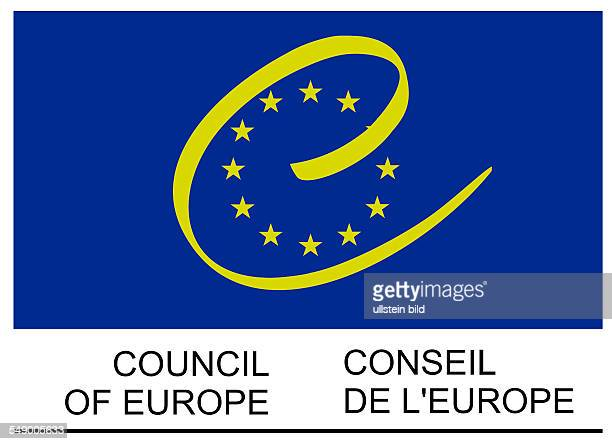 Logo of the Council of Europe based in Strasbourg.