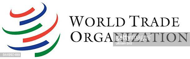 Logo of the World Trade Organization WTO