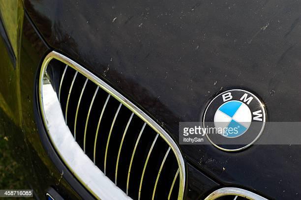 BMW logo auf der E60
