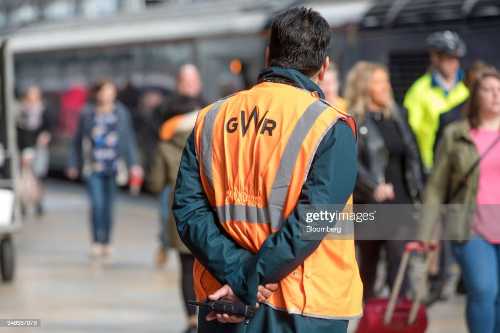 Operations Of FirstGroup Trains At London Paddington Railway Station As Rail Operator Rejects Approach From Apollo : News Photo
