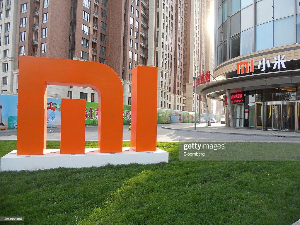 Xiaomi Corp Headquarters : News Photo
