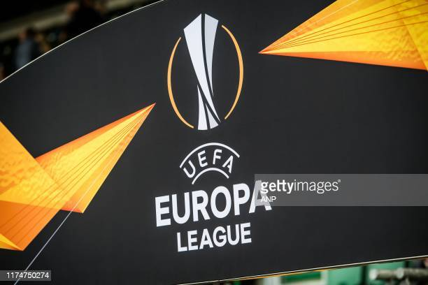 623 europa league logo photos and premium high res pictures getty images https www gettyimages com photos europa league logo