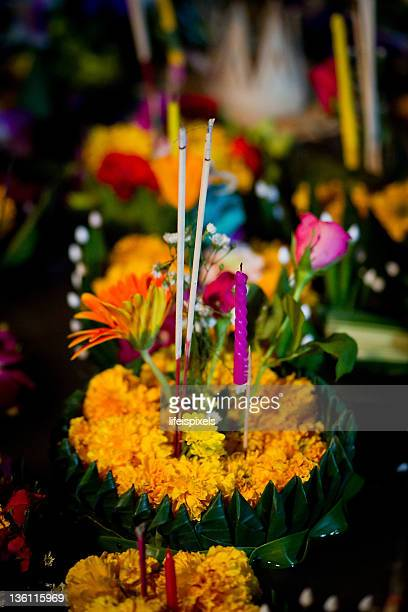 loi krathong festival - lifeispixels stock pictures, royalty-free photos & images