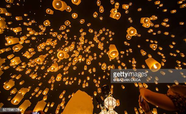 Loi Krathong - Lanterns