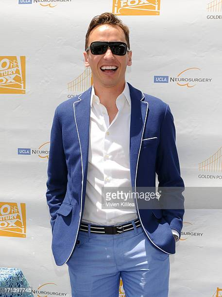 Loic Bailly attends 2nd Annual Golden Portal Awards Benefiting The UCLA Brain Tumor Program on June 23 2013 in Beverly Hills California