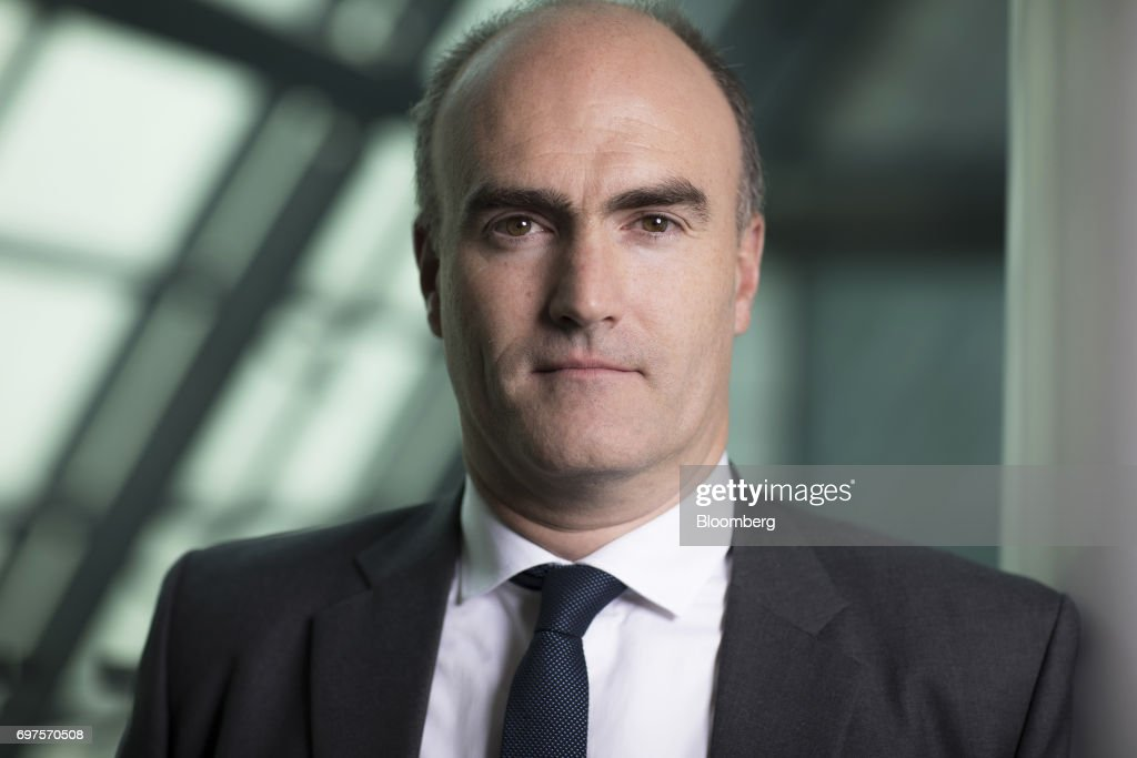 Loic Fery, chief executive officer of Chenavari Credit Partners LLP, poses for a photograph following a Bloomberg Television interview in London, U.K., on Monday, June 19, 2017. Fery started the London-based hedge-fund firm Chenavari in 2007. Photographer: Jason Alden/Bloomberg via Getty Images