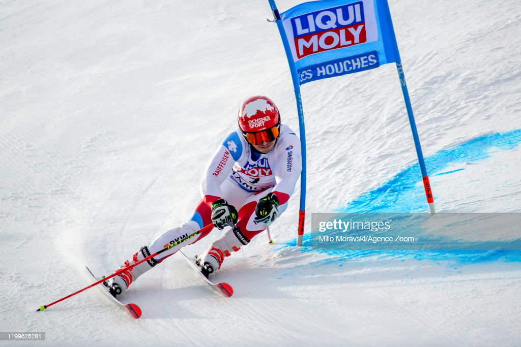 Loic Meillard Of Switzerland In Action During The Audi Fis Alpine Ski News Photo Getty Images