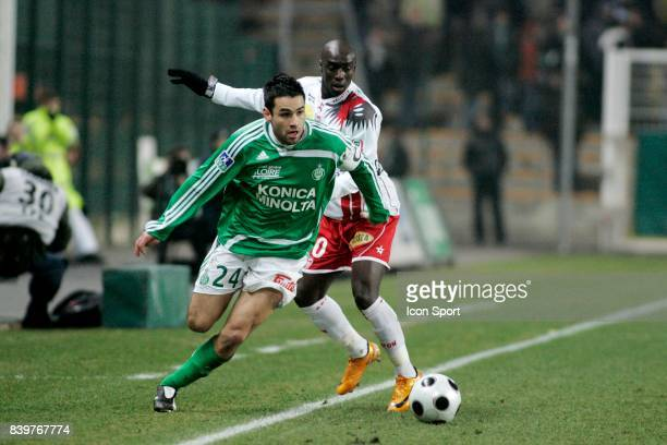 Loic PERRIN Saint Etienne / Nancy 25e journee Ligue 1