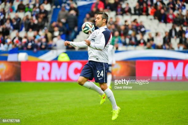 Loic PERRIN France / Norvege Match Amical Photo Dave Winter / Icon Sport