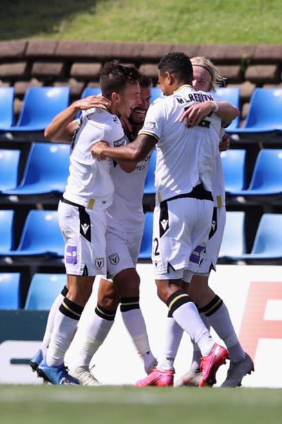 AUS: A-League - Newcastle Jets v Macarthur FC