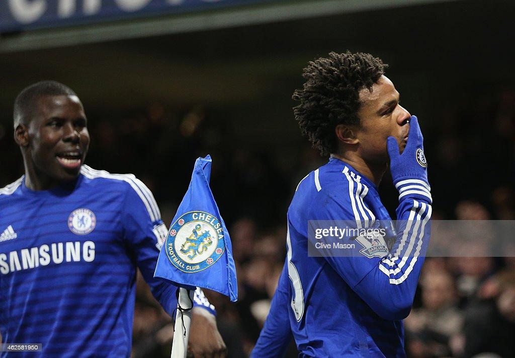 Chelsea v Manchester City - Premier League : Photo d'actualité