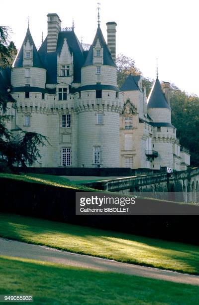 the castle of Ussé With the exception of Chambord Ussé could probably be proud of being one of the castles of the Loire with the most towers For...