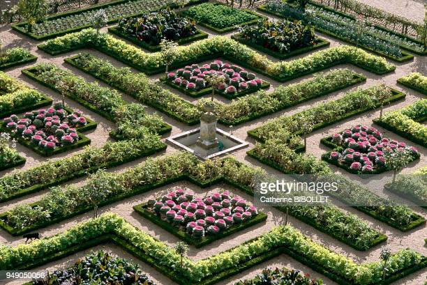 the castle of Villandry Villandry is internationally known today for its vegetable gardens proof that there is an alternative to the French garden...