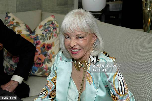 Lois Aldrin attends Nikki Haskell Birthday Celebration at Sierra Towers on May 17 2007 in West Hollywood CA