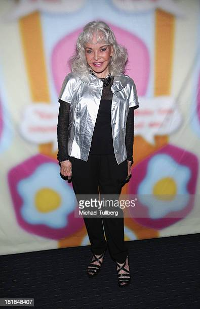 Lois Aldrin attends Still LaughIn A Toast To George Schlatter presented by Pepperdine University at Saban Theatre on September 25 2013 in Beverly...