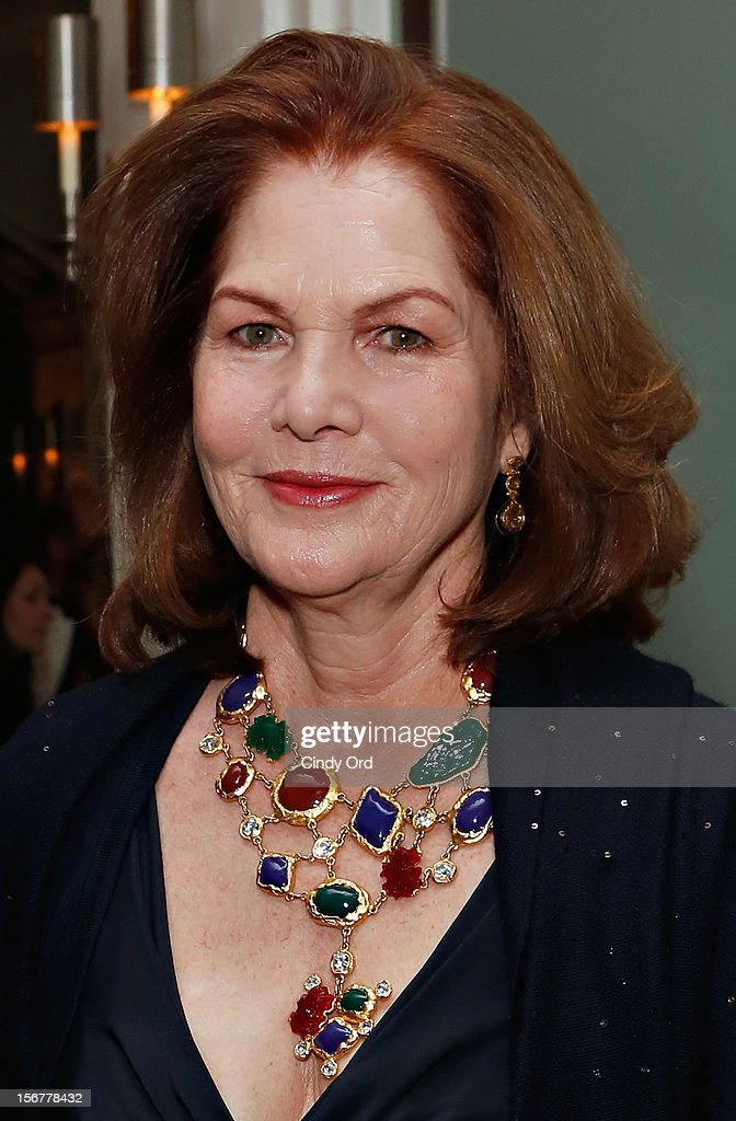 Lois Chiles attends the 2012 History Makers Gala at The Pierre Hotel on November 20, 2012 in New York City.