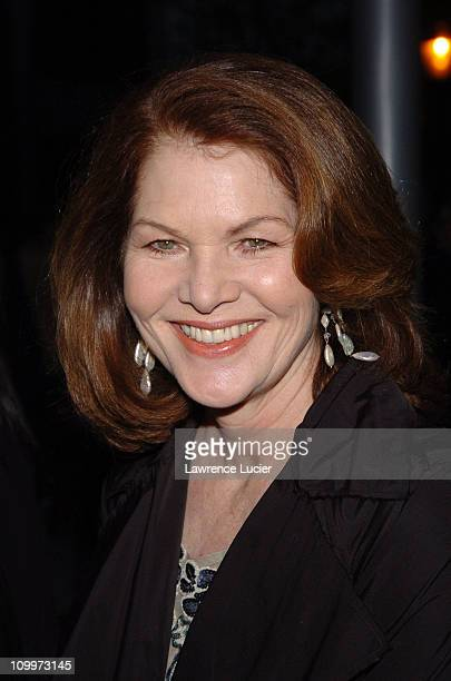 Lois Chiles during 4th Annual Tribeca Film Festival Special Thanks To Roy London World Premiere Arrivals at Regal Cinemas in New York NY United States