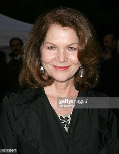 Lois Chiles during 4th Annual Tribeca Film Festival Special Thanks to Roy London at Regal Battery Park in New York City New York United States