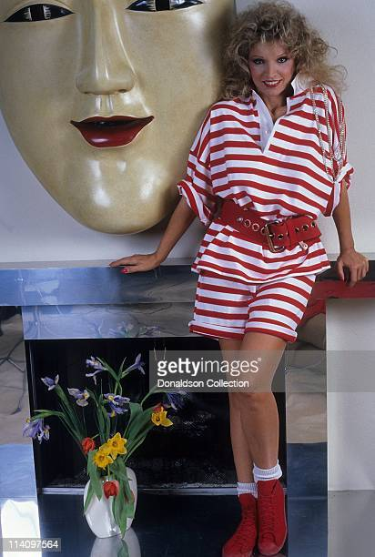 Lois Hamilton poses for a portrait in February 1986 in Los Angeles California