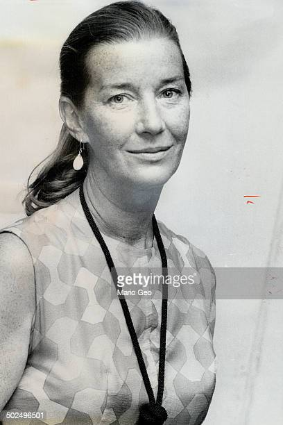 Lois Maxwell . . . Can't get distribution.