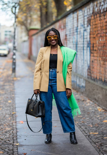 DEU: Street Style - Berlin - November 29, 2020