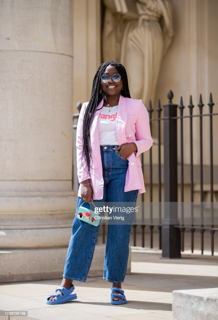 Street Style - Berlin - May 30, 2020 : Photo d'actualité