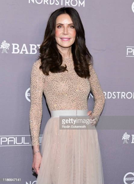 Lois Robbins attends the 2019 Baby2Baby Gala Presented by Paul Mitchell at 3LABS on November 09, 2019 in Culver City, California.