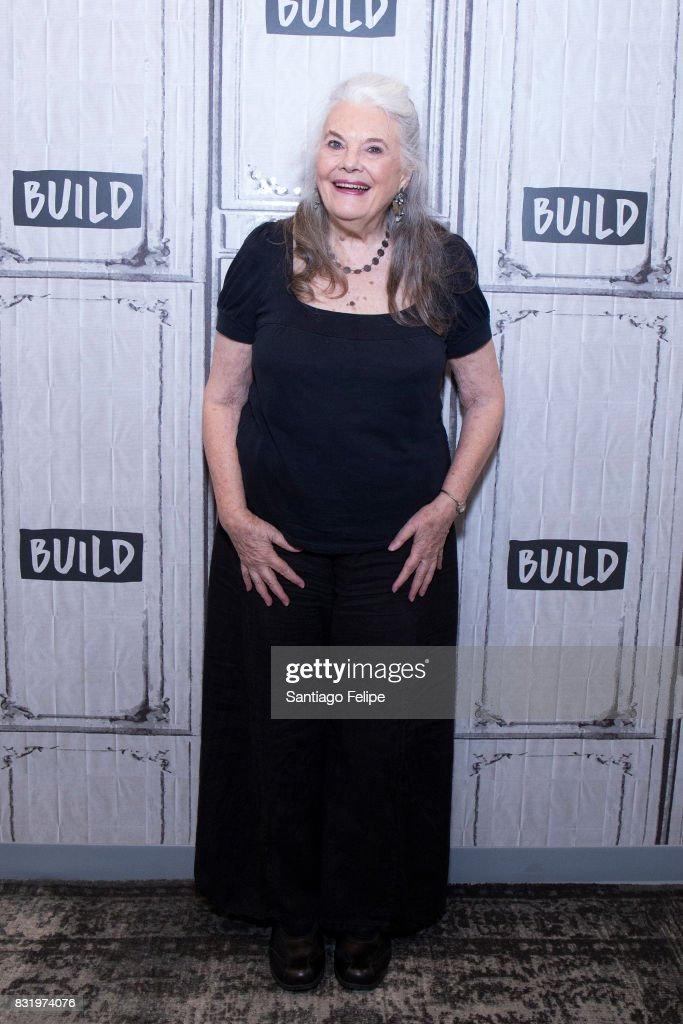 "Build Presents Lois Smith Discussing The Play ""Marjorie Prime"""