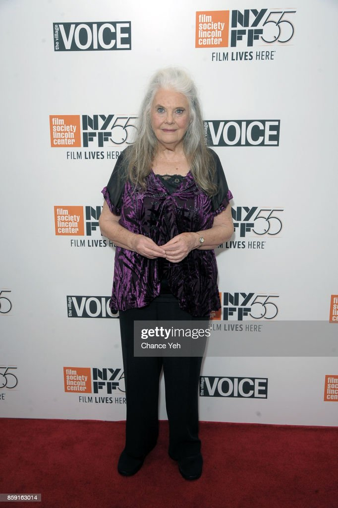 Lois Smith attends 'Lady Bird' screening during 55th New York Film Festival at Alice Tully Hall on October 8, 2017 in New York City.