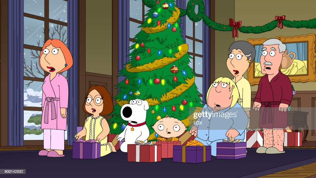 Lois takes the kids to the Pewterschmidt's for Christmas, leaving Peter alone to find his Christmas spirit in the Don't Be a Dickens at Christmas' episode of FAMILY GUY airing Sunday, Dec. 10 (9:00-9:30 PM ET/PT) on FOX.
