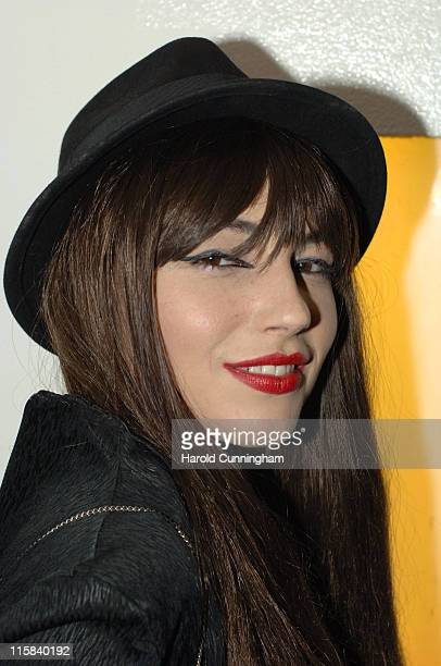 """Lois Winstone during Zone Horror's """"When Evil Calls"""" Halloween Launch - October 31, 2006 at Institute of Contemporary Arts in London, Great Britain."""