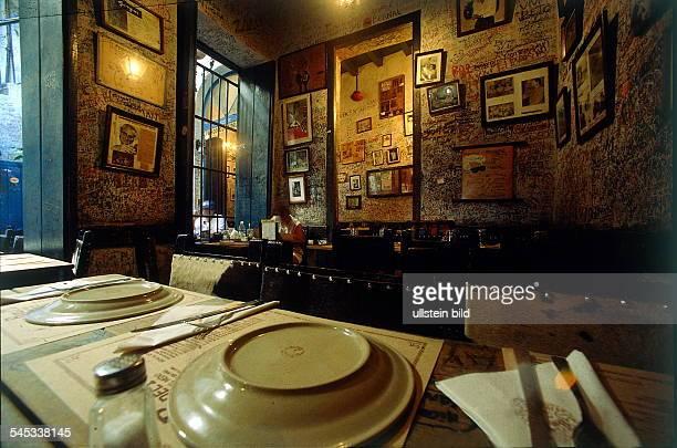 Lokal Bodequita del Medio dieStammkneipe von Ernest Hemingway 1996 col